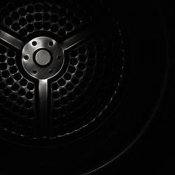 Drum of a washing machine.