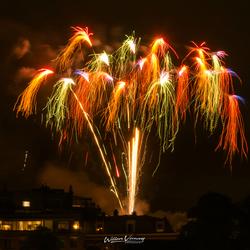 Vuurwerk Zomerfeesten 2018