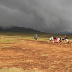 Lesotho ontwaakt.