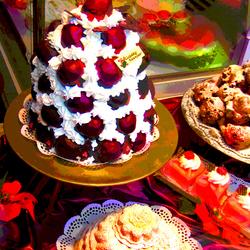 PopArt Piece of Cake