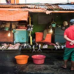 Ambon - markt
