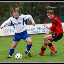 Bewerking: Peo Latic van RKSV Leonidas uit Rotterdam in aktie.
