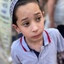 De blik van een Joodse jongen