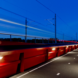 Railspeed Zwolle ijsselbrug