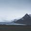 Icelandic peak.
