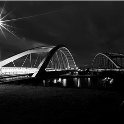 Hogeweidebrug / Spoorbrug