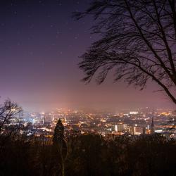Aachen van boven