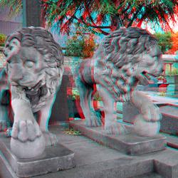 Cemetery Montparnasse Paris 3D