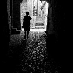 Die mooie kleine straatjes in Umbrië