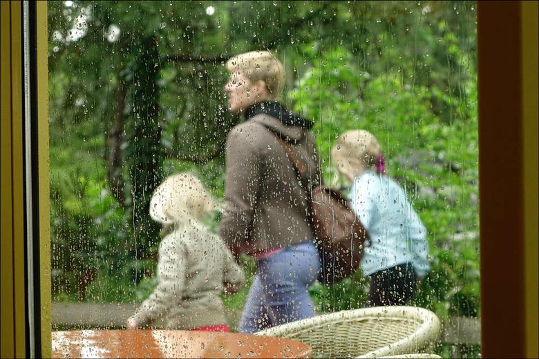 gehoord op de radio vanmorgen.............. - de weersvoorspelling voor vandaag:<br /> <br /> fikse regenbuien die naar beneden komen...............