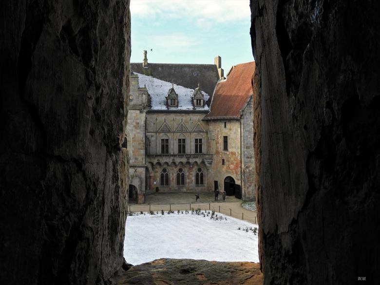 Kasteel Bentheim - De laatste foto van de serie Kasteel Bentheim