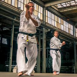 Zoom Bootcamp 2017 Karate oefening