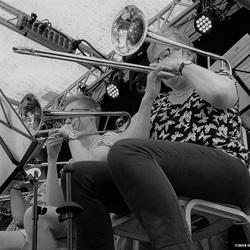 Trombone (2) @ Hardenberg Jazzfestival 2018