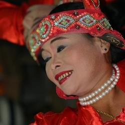 Burmese Danseres