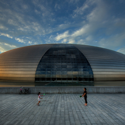 center for the performing arts Beijing