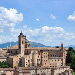 Urbino Italië