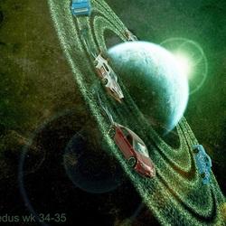 Bewerking: Space race.....