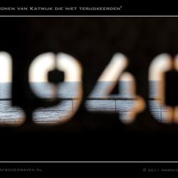 """""""voor Zonen van Katwijk die niet terugkeerden"""""""