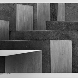 Berlin - Holocaust Denkmal 3 (2e versie)