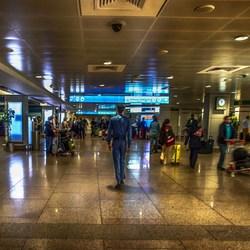 luchthaven Dubai