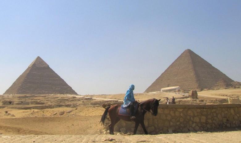 piramide van Ghize - piramide van Ghize