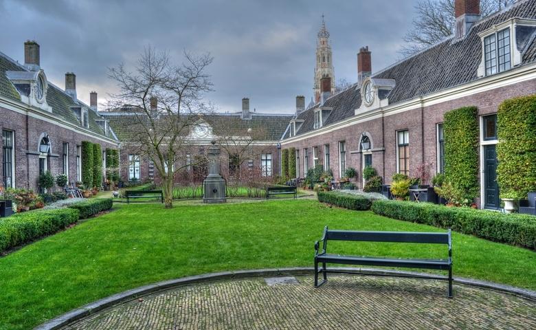 Teylers Hofje Haarlem -