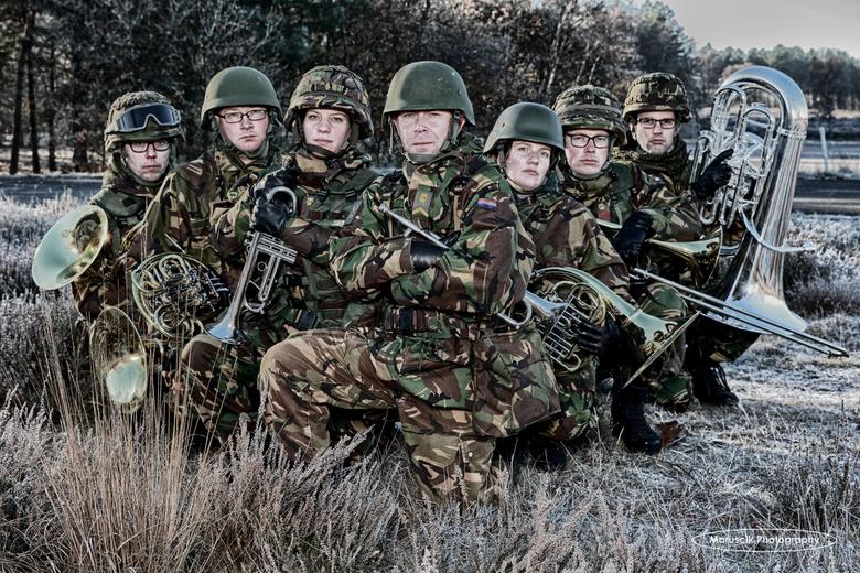 Band of brothers - Scholenproject Defensie, Landmacht, RFGGJ<br />
