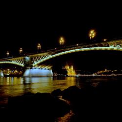 Margitbrug Boedapest