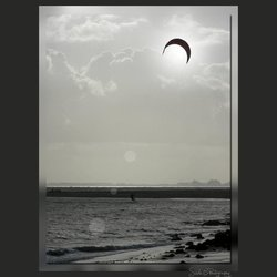 Kite surfing 9
