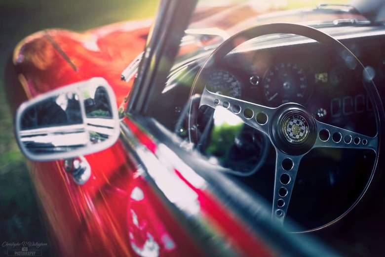 Jaguar E-type -