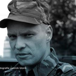Portret Portret soldaat