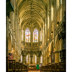 cathedraal caen