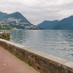 Lugaano Zwitserland.