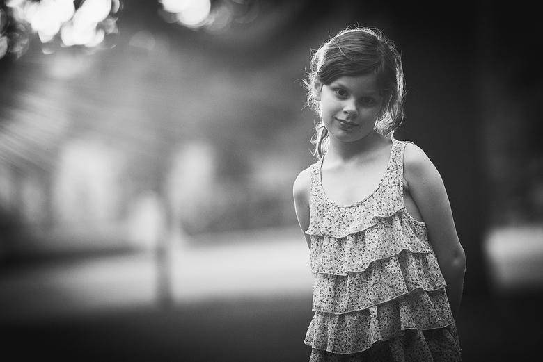 lief klein meisje -