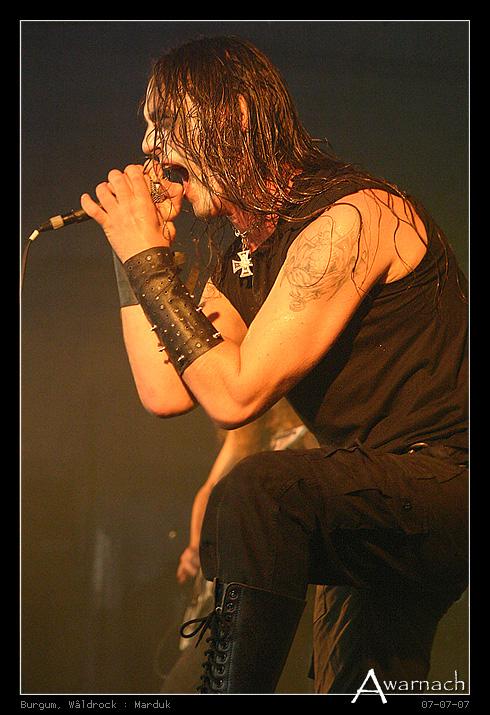 [Wåldrock] Marduk - Marduk<br /> Wâldrock 2007<br /> (7-7-2007)