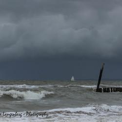 Stormachtig weer