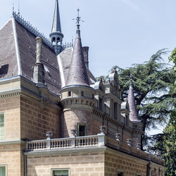 Slot Hunegg Zwitserland