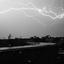 Onweer in almere