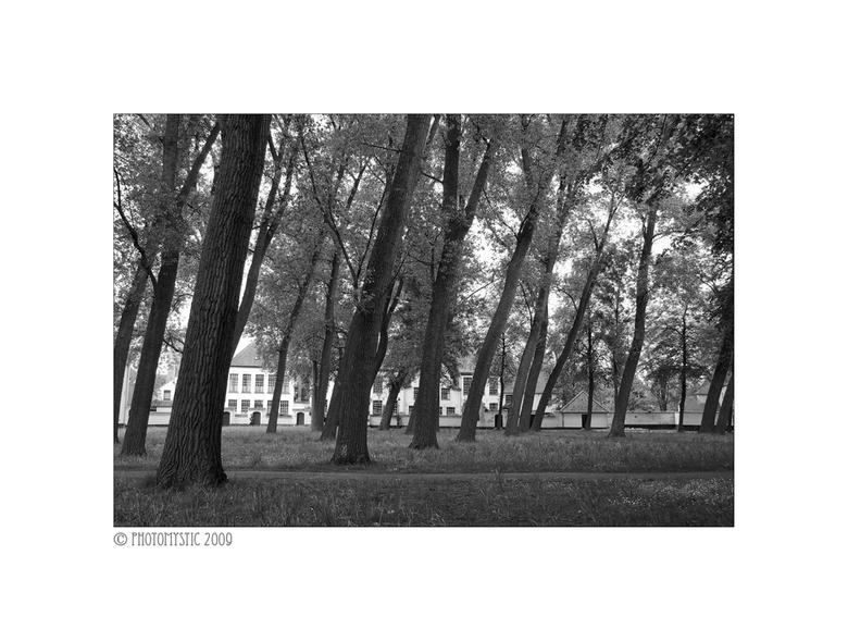 Begijnhof Brugge - Het Witte Dorp - Moet voor de opdracht fotografie een reportage maken. Ontbrak me aan tijd en heb het dichtbij gezocht. Ben naar he