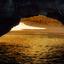 Standje onder de rotsen, Algarve