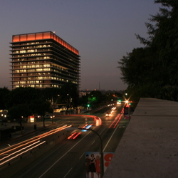 Los Angeles - Night View
