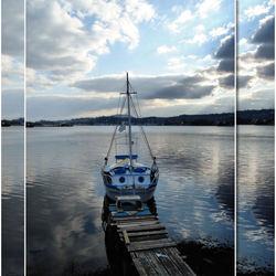 Sailing ....