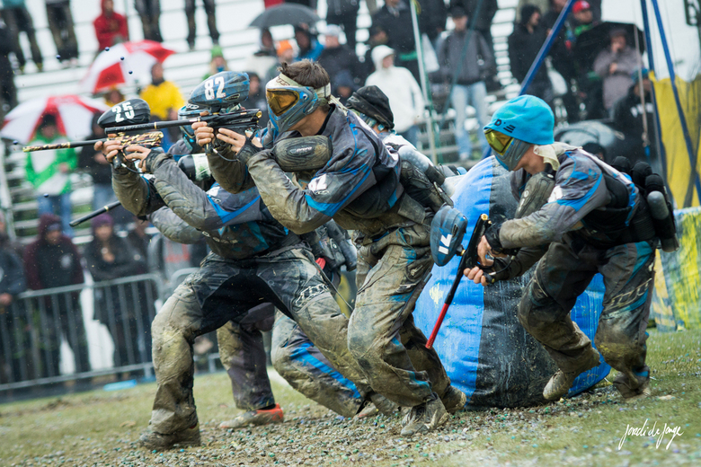PAINTBALL EUROPEAN MASTERS BITBURG - TonTon<br />