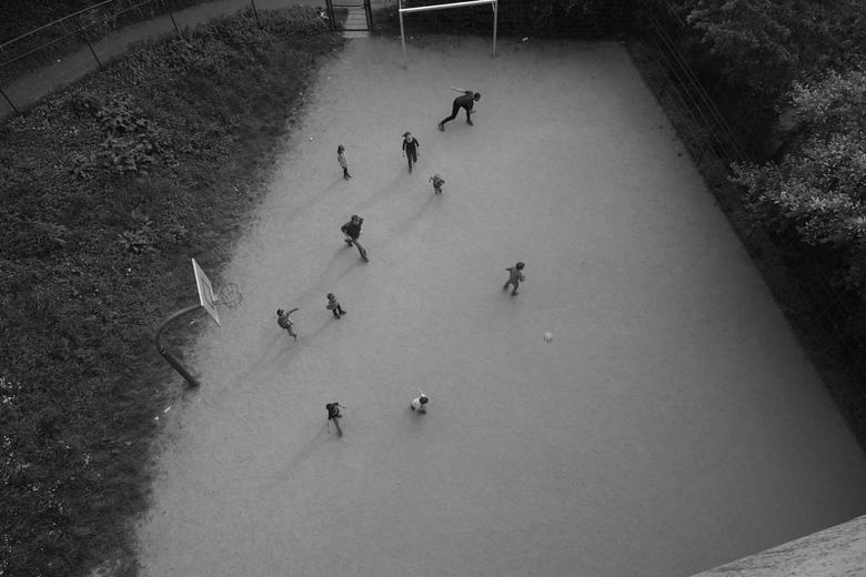 Speelplaats - Zomaar een speelplaatje in Cochem (D)