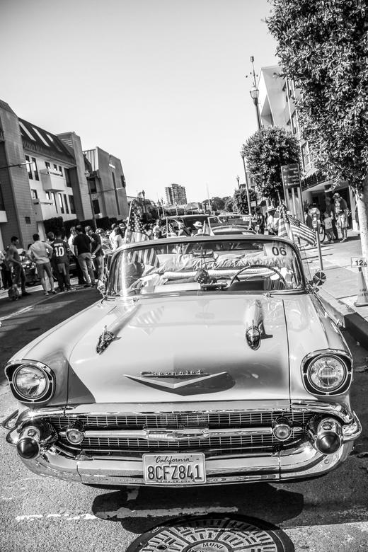 San Francisco - Classic Car - San Francisco - Classic car