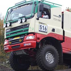 Nieuw Nederlands Dakar team: XDakar