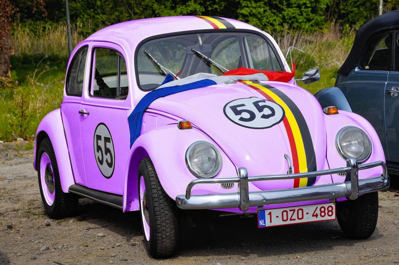 Bewerking: Grand theft auto - Bewerkingsuitdaging week 48-49<br /> Annexatie van een Volkswagen Kever