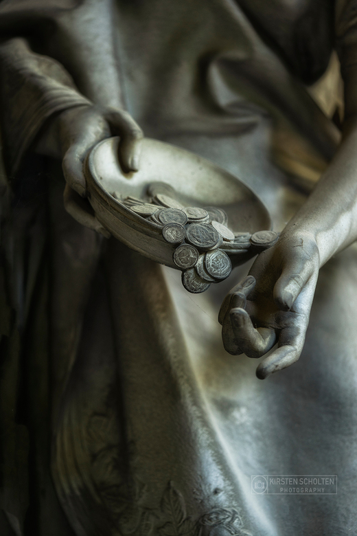 Coins for the Ferryman - coins for the ferryman