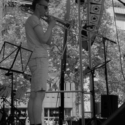 Trombone (1) @ Hardenberg Jazzfestival 2018