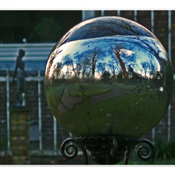 kijk in de glazen bol.